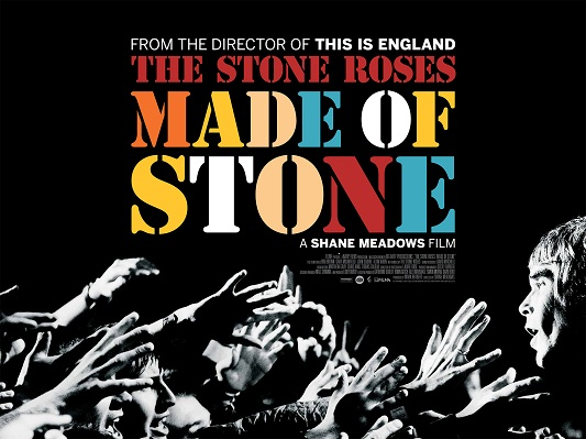 The Stone Roses Made of Stone Poster