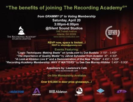 Recording Academy Membership