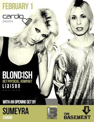 blondish