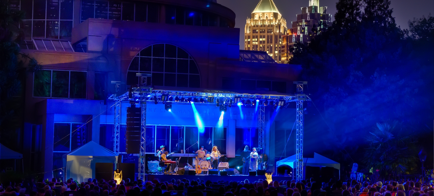 atlanta botanical garden announces 2015 suntrust concerts in the