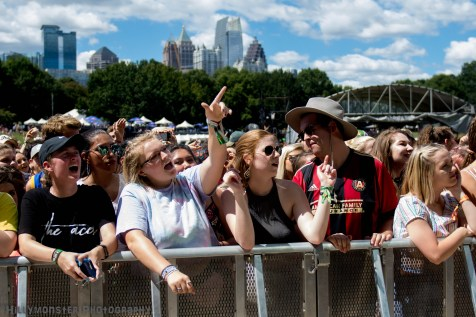 Music Midtown Fans