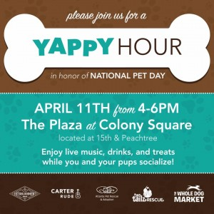 yappy hour colony square