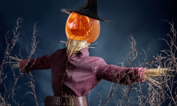 Marietta Square Halloween 2020 Marietta HarvestFest 2020, Scarecrows in the Square, costume