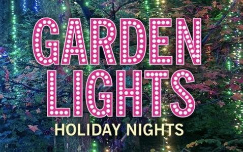 Discounts garden lights holiday nights at the atlanta - Atlanta botanical garden membership ...
