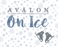 ice skating at avalon