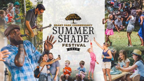 Grant Park Summer Shade Festival in Atlanta