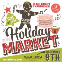 Indie Craft Experience's Holiday Market