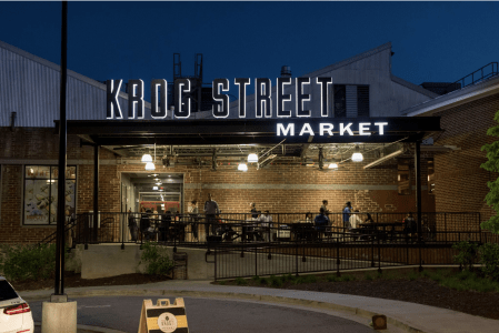 holiday week at krog street market