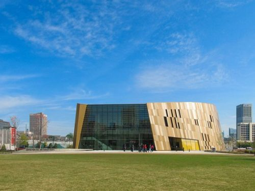 Free admission to National Center for Civil and Human Rights