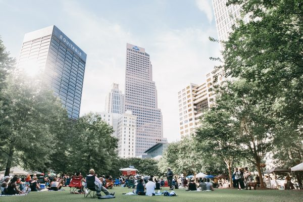 FREE: Live From Woodruff Park concert series ends this