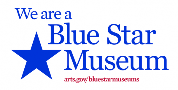 FREE summer admission for active military through the Blue Star