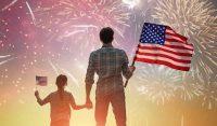 Fourth of July Atlanta fireworks