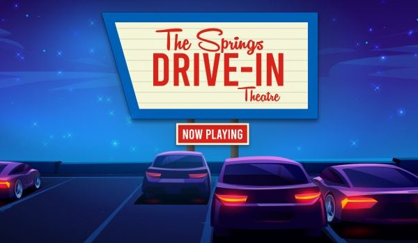 Pop Up Drive In Movie Theater At The Springs Cinema Taphouse See What S Playing Atlanta On The Cheap
