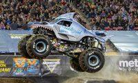 Monster Jam truck show