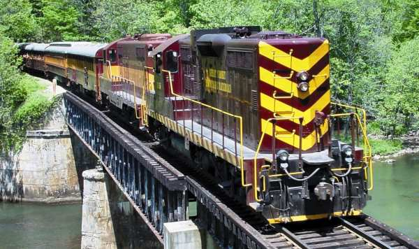 Kid-friendly Train Trips Atlanta
