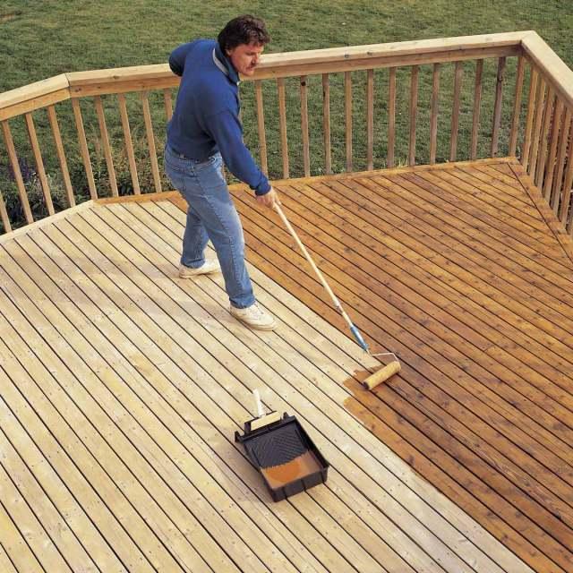 How To Clean And Seal A Deck - Atlanta Post Caps