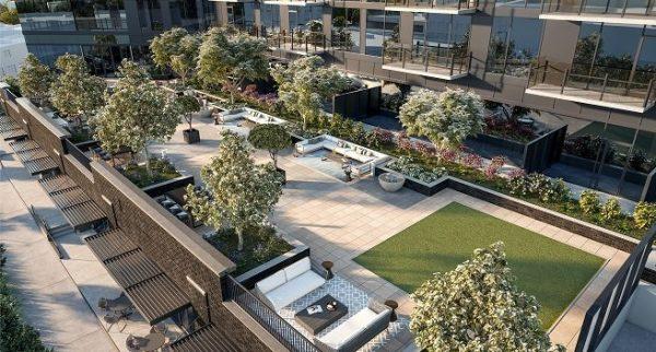 anderson design creates urban streetscape