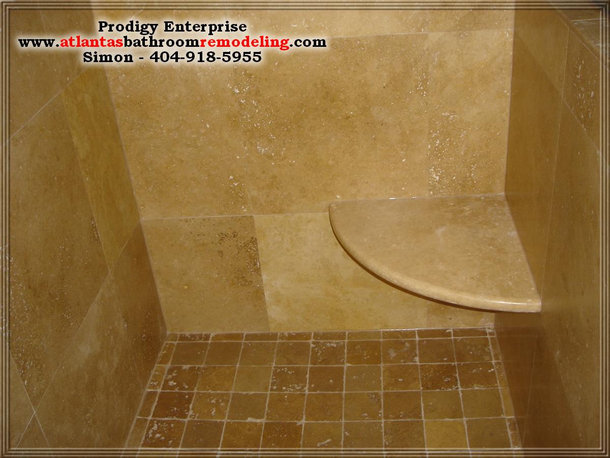 Shower Corner Seats Ideas Images Pictures