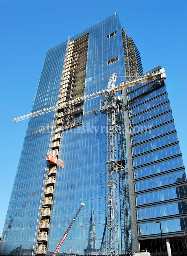 Ritz-Carlton Residences Atlanta Buckhead Penthouse 3301