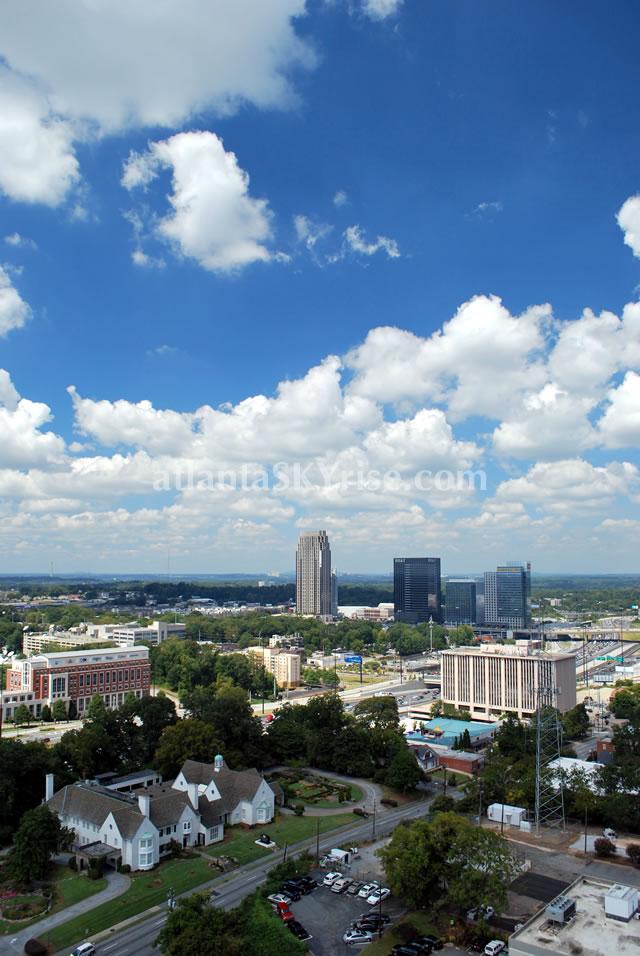 Aqua Midtown Penthouse 2301 atlantaskyrise.com atlantaSKYriseblog.com