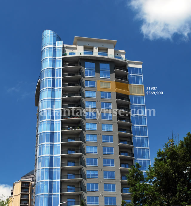 Luxe Midtown 1907 for Sale atlantaskyrise.com