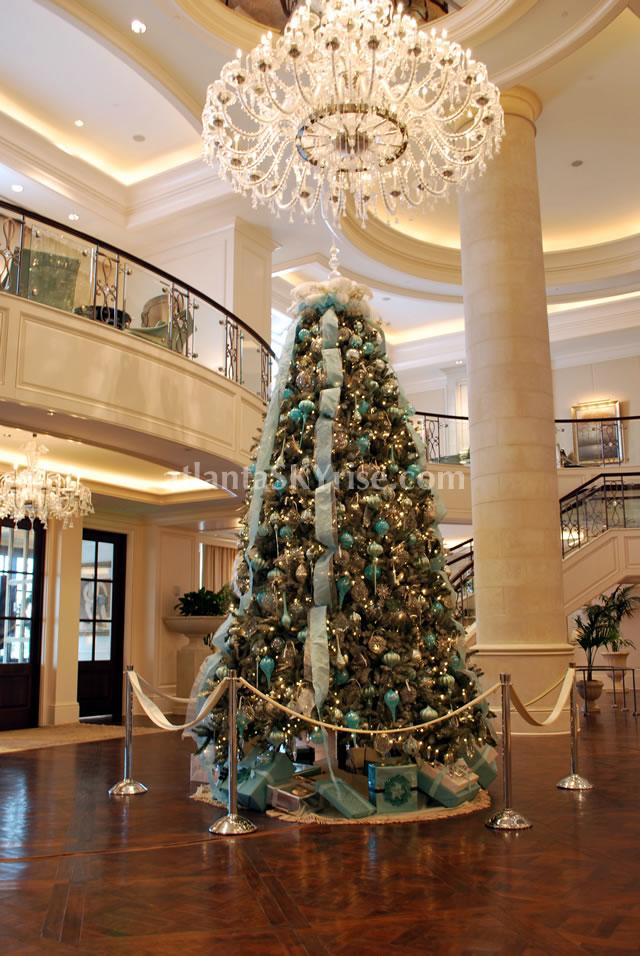 St. Regis Hotel & Residences Christmas Tree