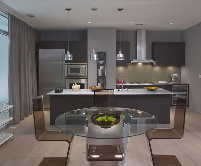 W Residence Kitchen