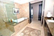 Million Dollar Master Bathrooms in Model Homes