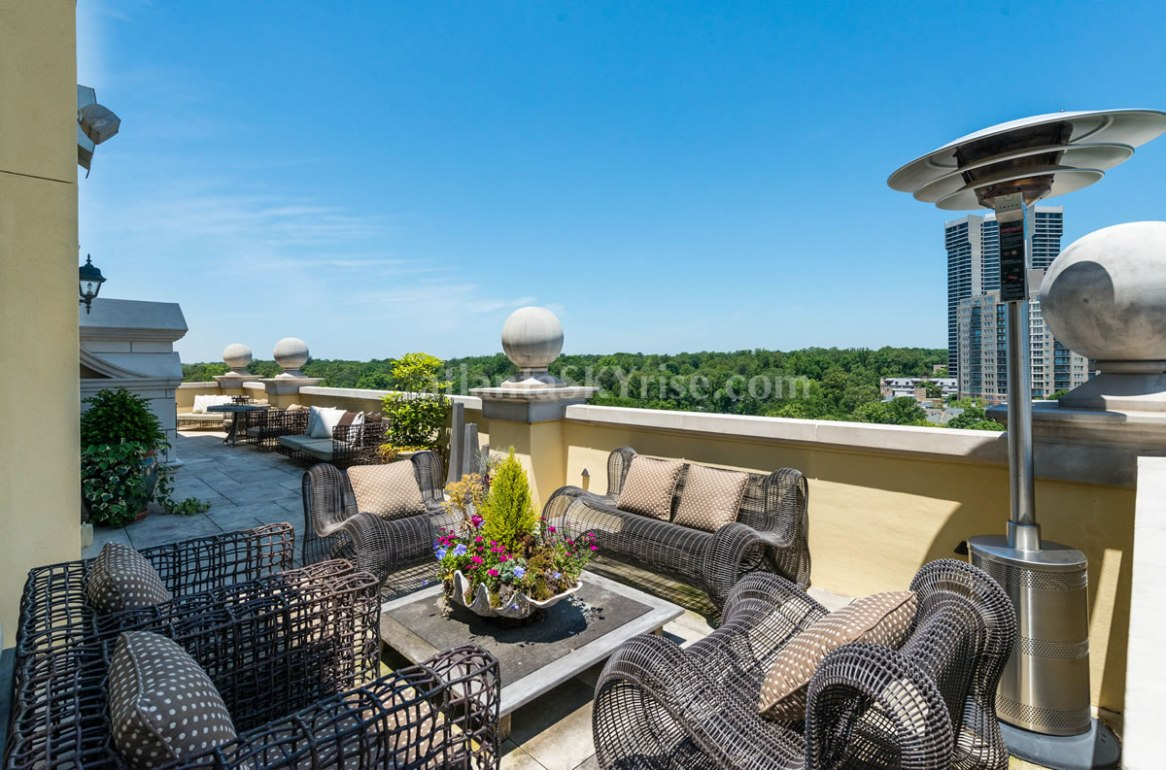 2500 Peachtree Penthouse 902N Terrace 4