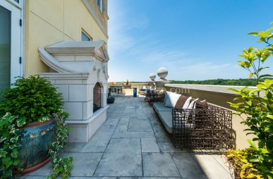 2500 Peachtree Penthouse 902N Terrace 2