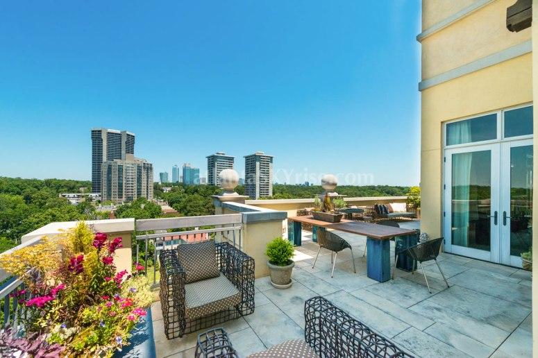2500 Peachtree Penthouse 902N Terrace 1