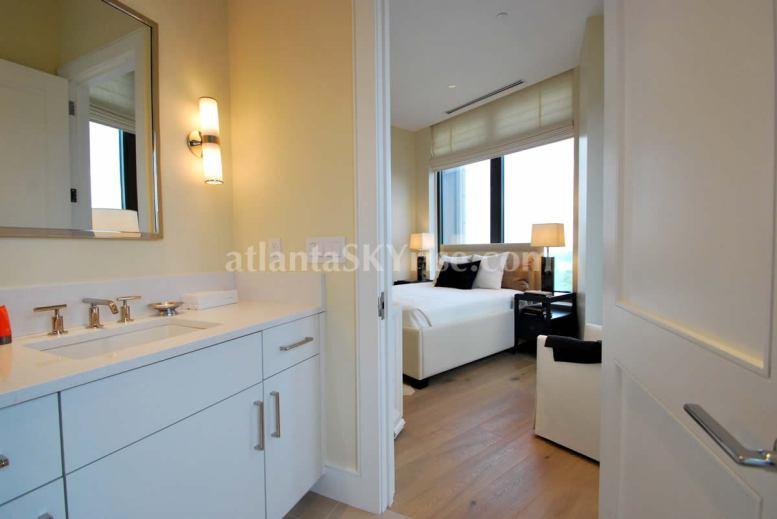 Mandarin Oriental Residences Atlanta 45A Guest Room 1