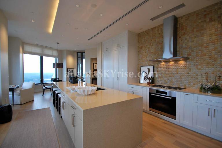 Mandarin Oriental Residences Atlanta 45A Kitchen 1