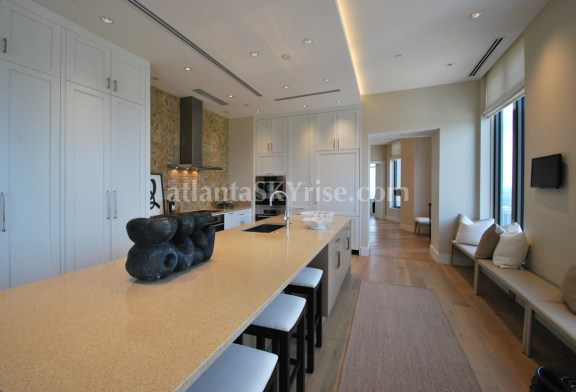 Mandarin Oriental Residences Atlanta 45A Kitchen 2