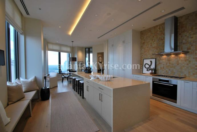 Mandarin Oriental Residences Atlanta 45A Kitchen 5