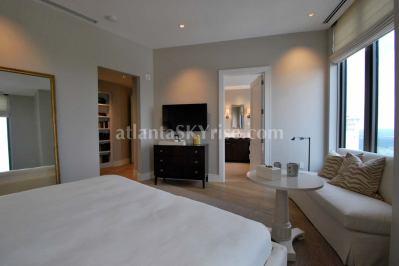 Mandarin Oriental Residences Atlanta 45A Master Bedroom 2