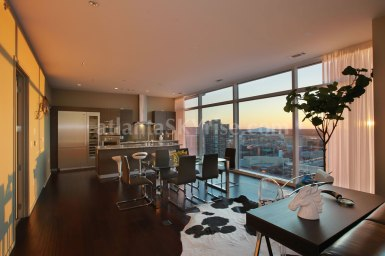 W Atlanta Residences 2304 Great Room 1