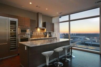 W Atlanta Residences 2304 Kitchen 2
