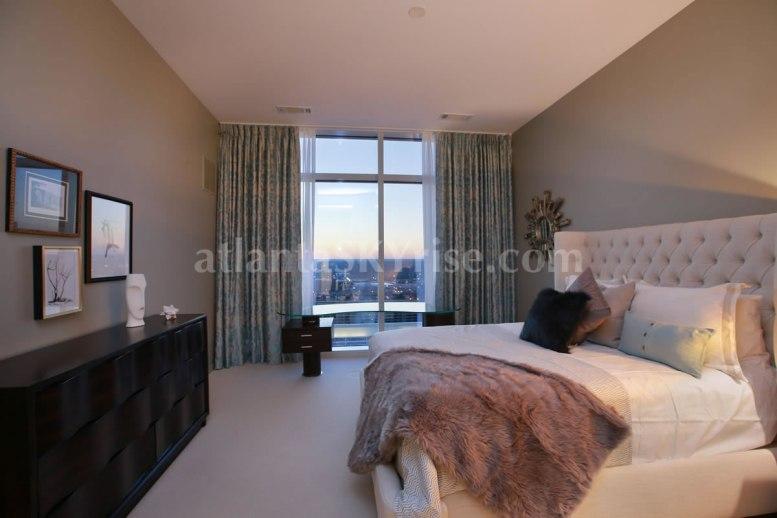 W Atlanta Residences 2304 Master Bedroom 2