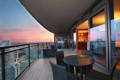 Sovereign Buckhead 4004 Terrace Sunset 2