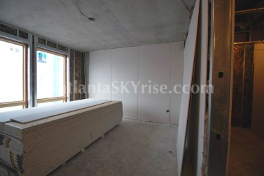 Harrison Floor Plan - Inside the master bedroom.