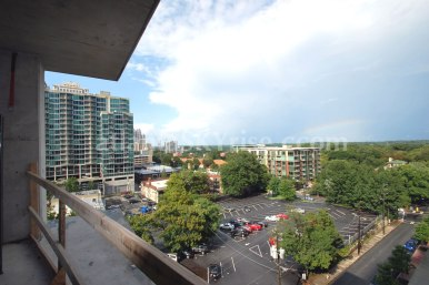 Poplar Floor Plan - Terrace view.
