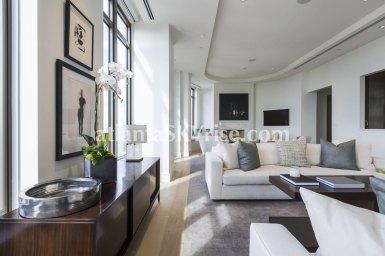 Mandarin Oriental Residences Atlanta Unit 39 Great Room 5