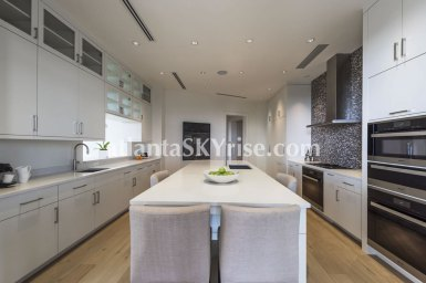 Mandarin Oriental Residences Atlanta Unit 39 Kitchen 1