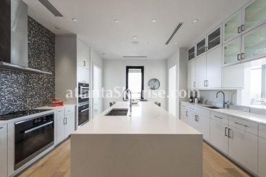 Mandarin Oriental Residences Atlanta Unit 39 Kitchen 6