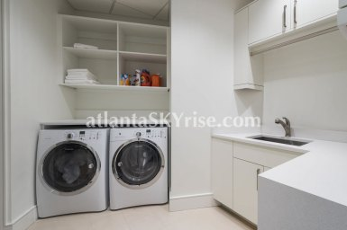 Mandarin Oriental Residences Atlanta Unit 39 Laundry 1