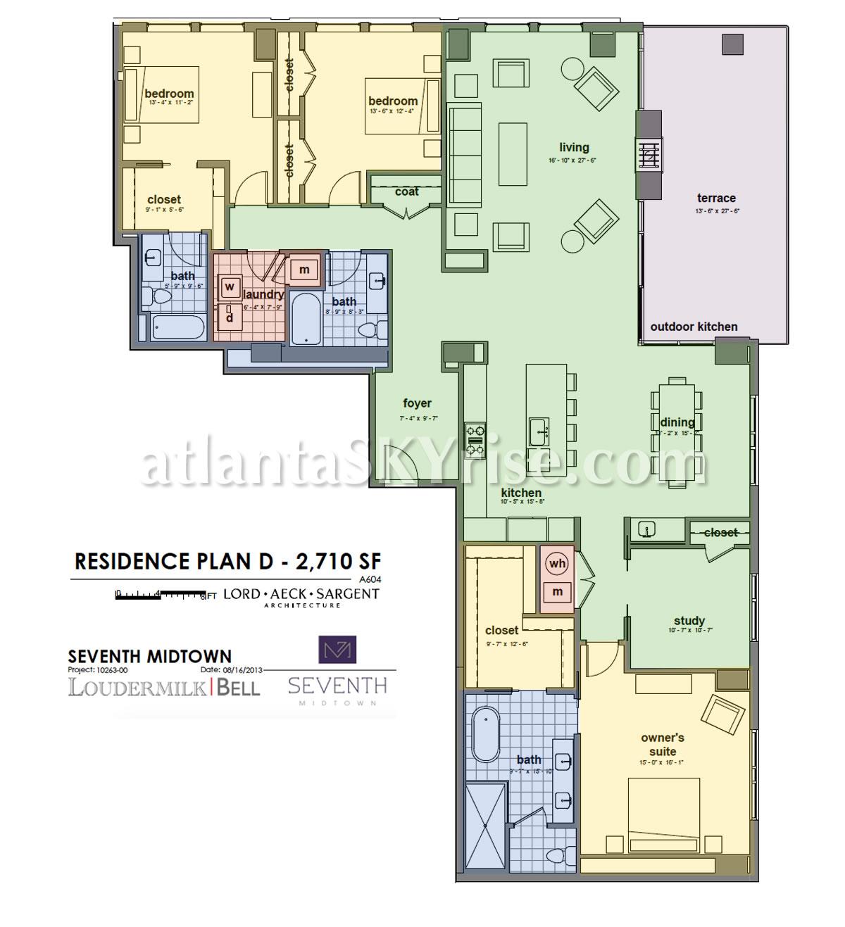 Seventh midtown atlanta opens exclusive first look inside for 05 buckhead floor plans