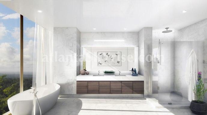 Emerson Master Bathroom