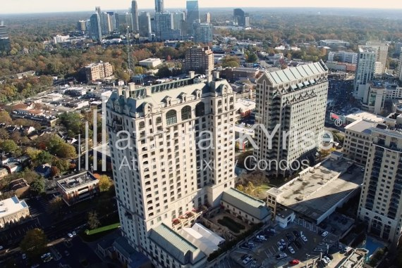St. Regis Residences Drone Vide on YouTube