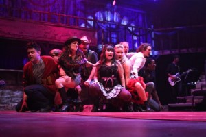 Actor's Express presents Bloody Bloody Andrew Jackson